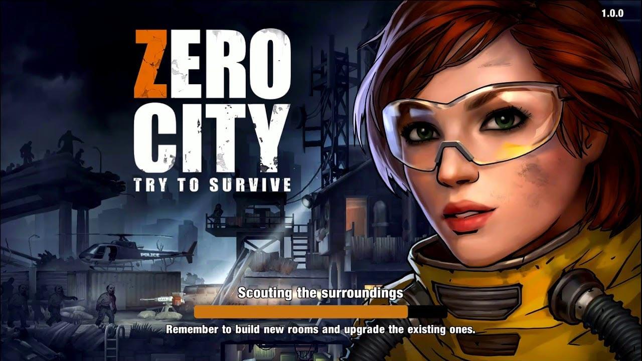Zero City poster