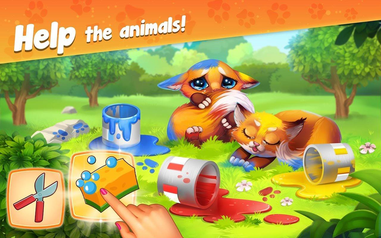 ZooCraft screen 0