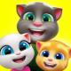 My Talking Tom Friends MOD APK 1.7.4.5 (Unlimited Money)