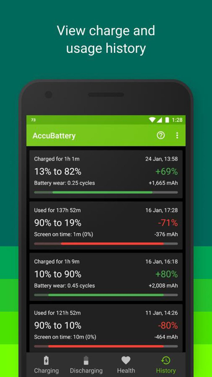 AccuBattery screen 5