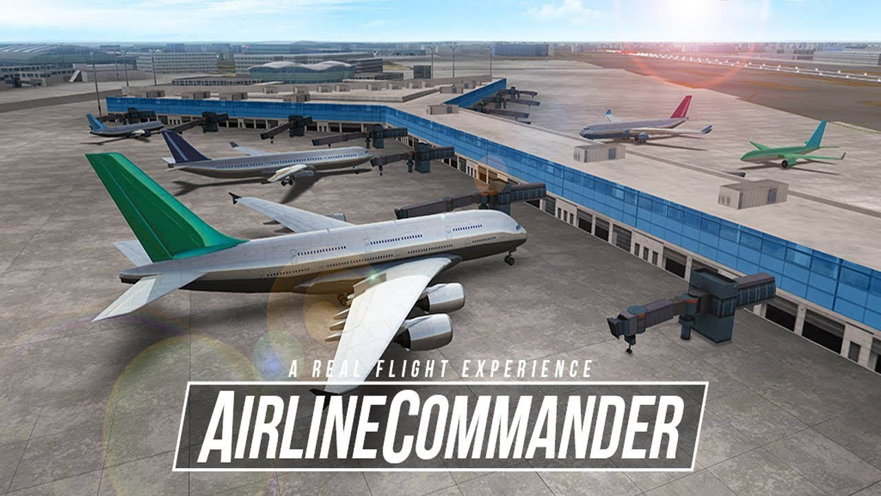 Airline Commander poster