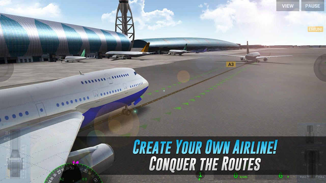 Airline Commander screen 0