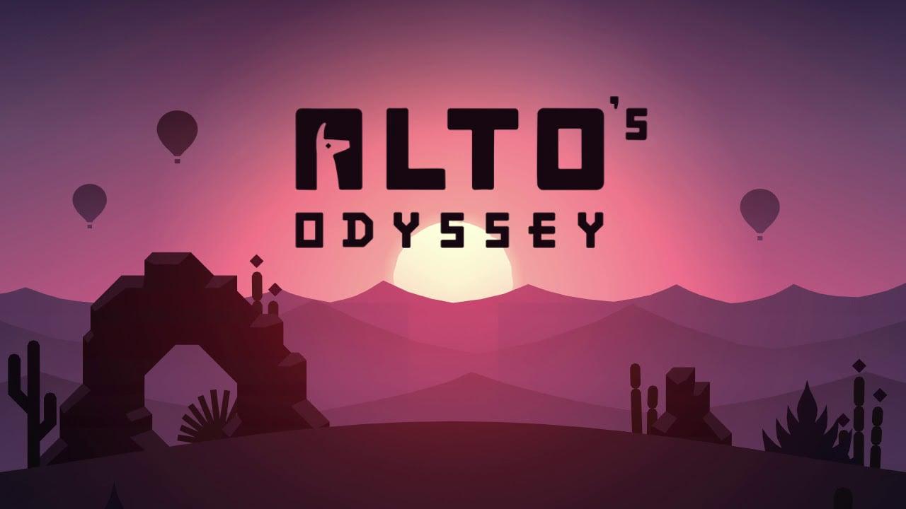 Alto's Odyssey poster