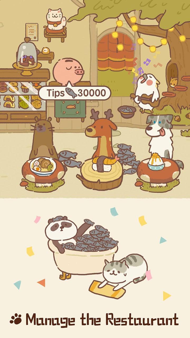 Animal Restaurant screen 2