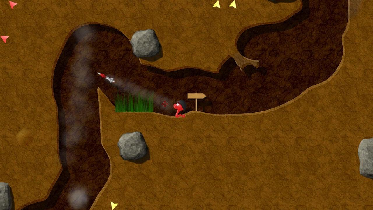 Annelids Online battle screen 2