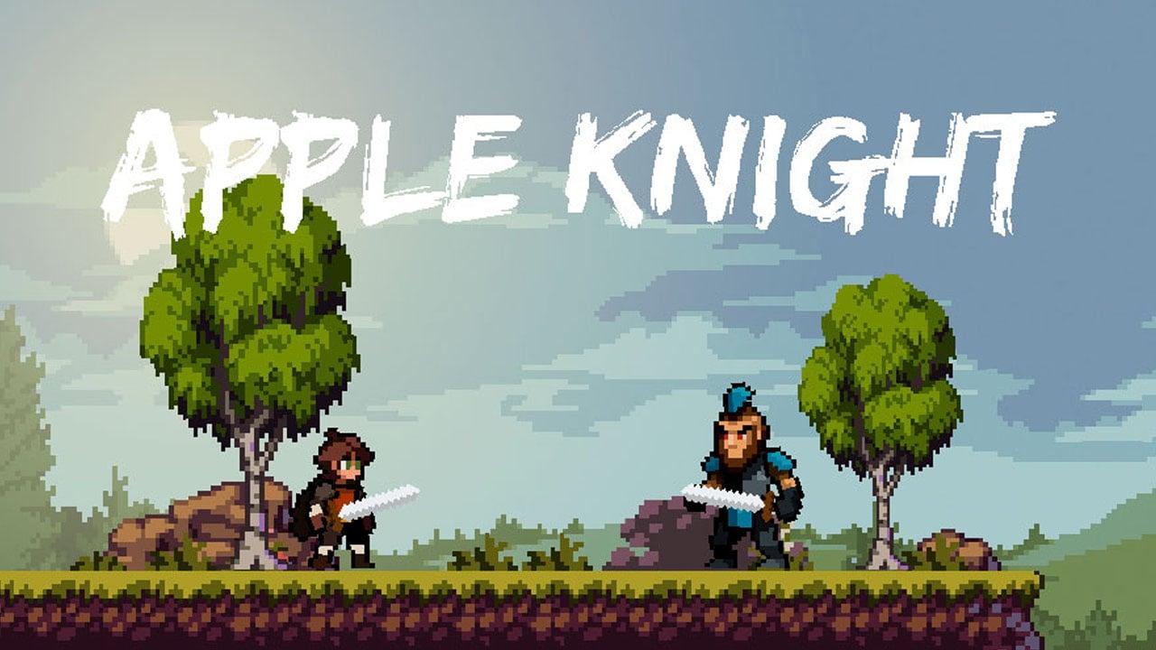 Apple Knight poster