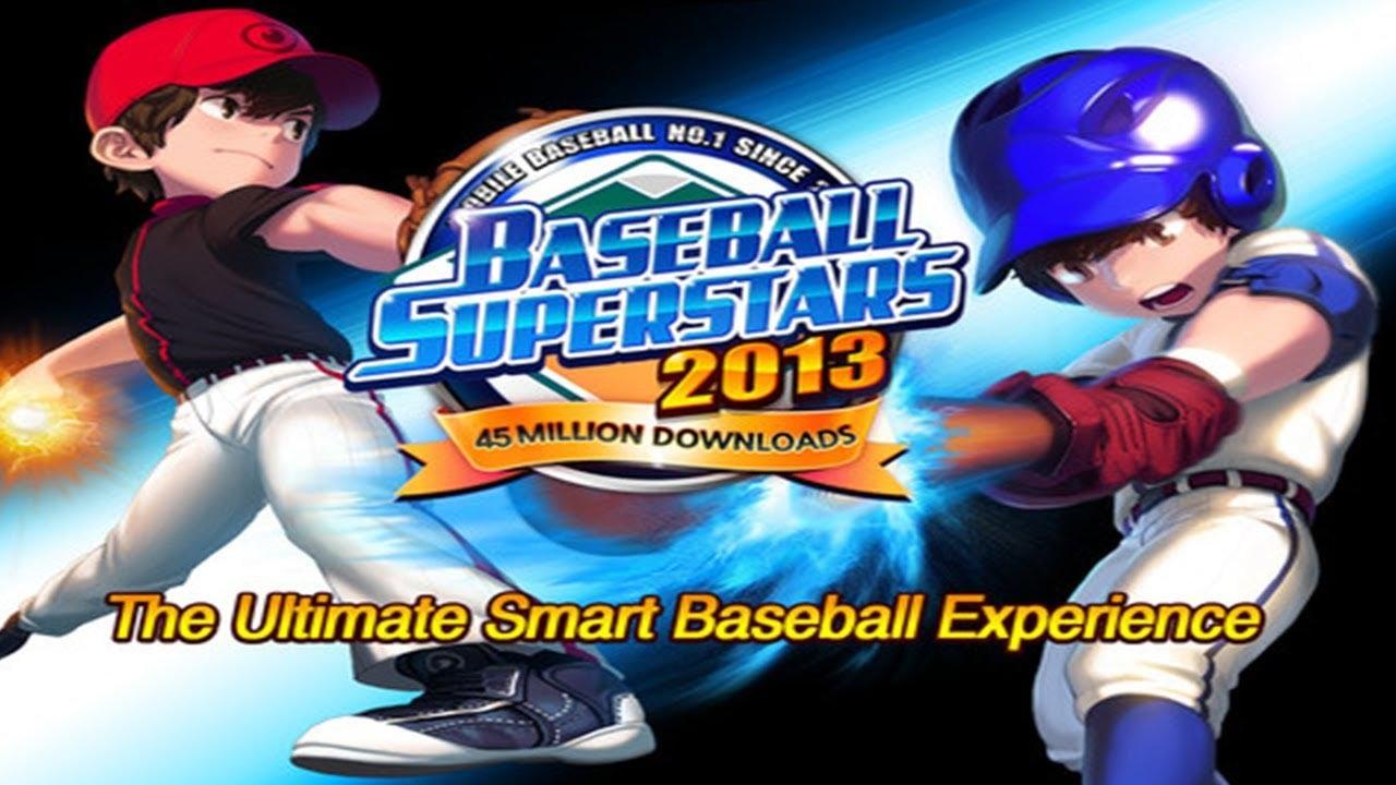 Baseball Superstars 2013 poster
