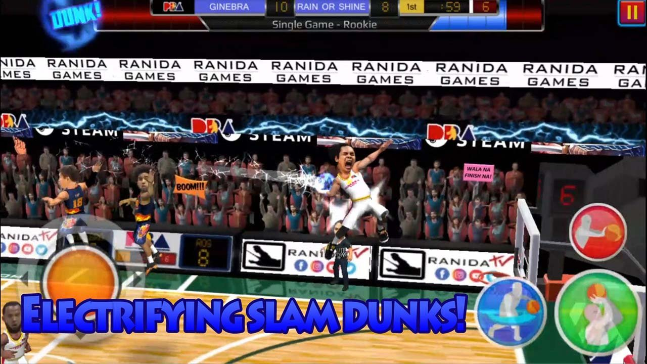 Basketball Slam 2020 screen 1