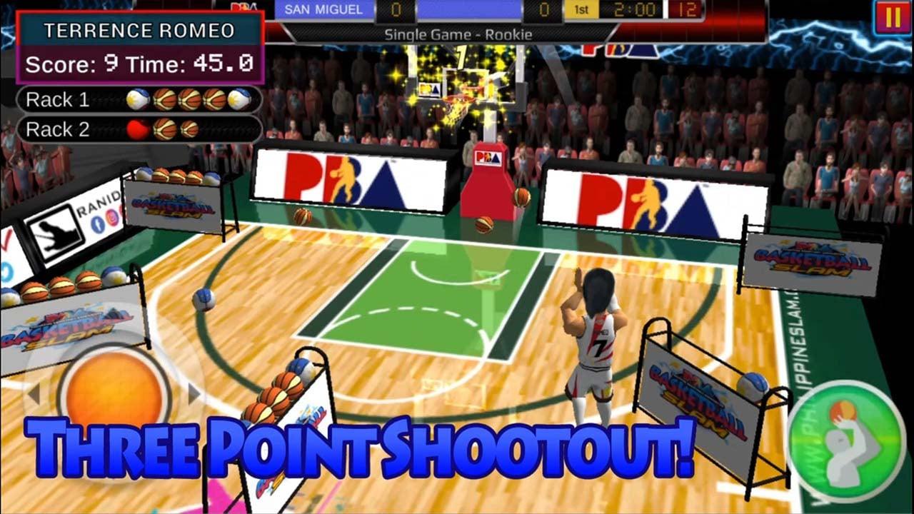 Basketball Slam 2020 screen 2