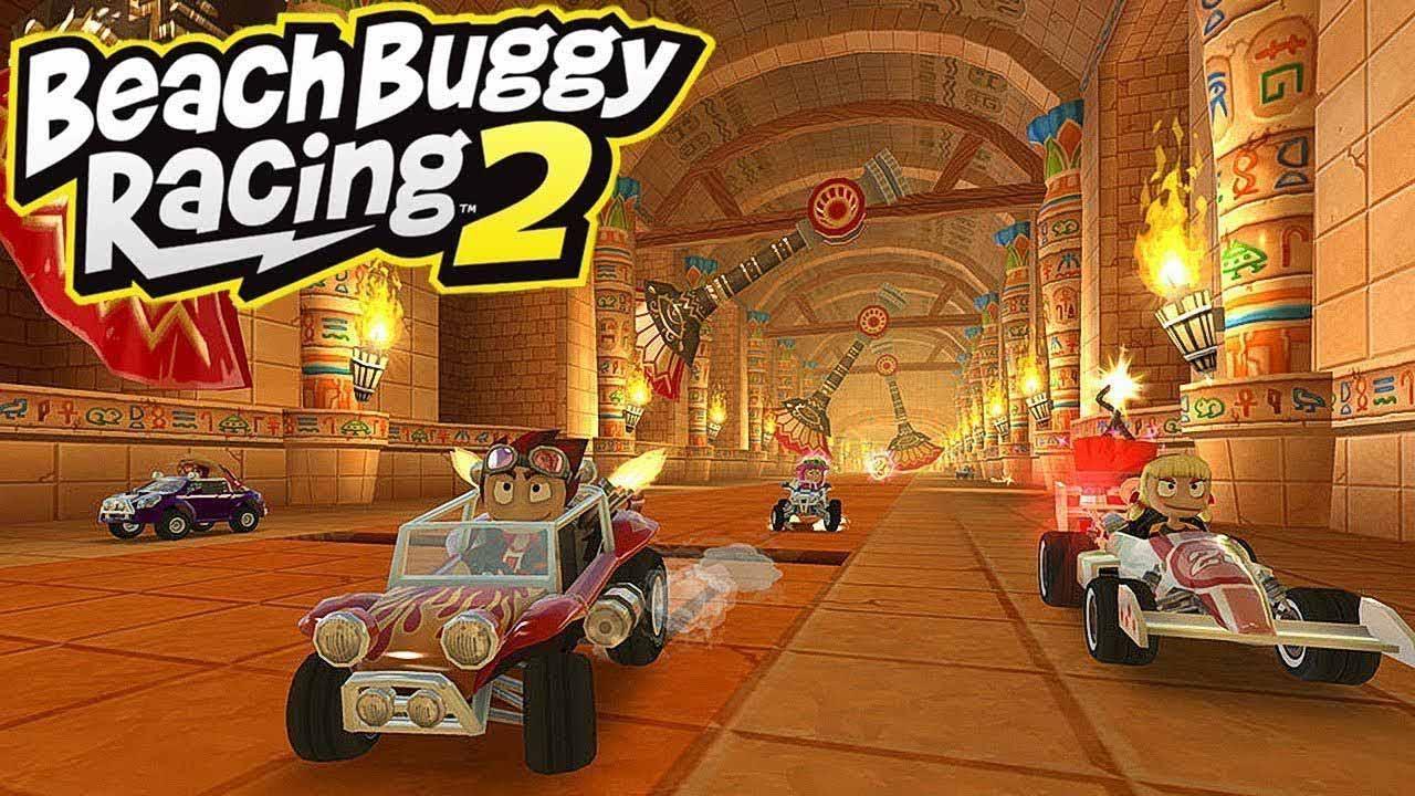 Beach Buggy Racing 2 poster