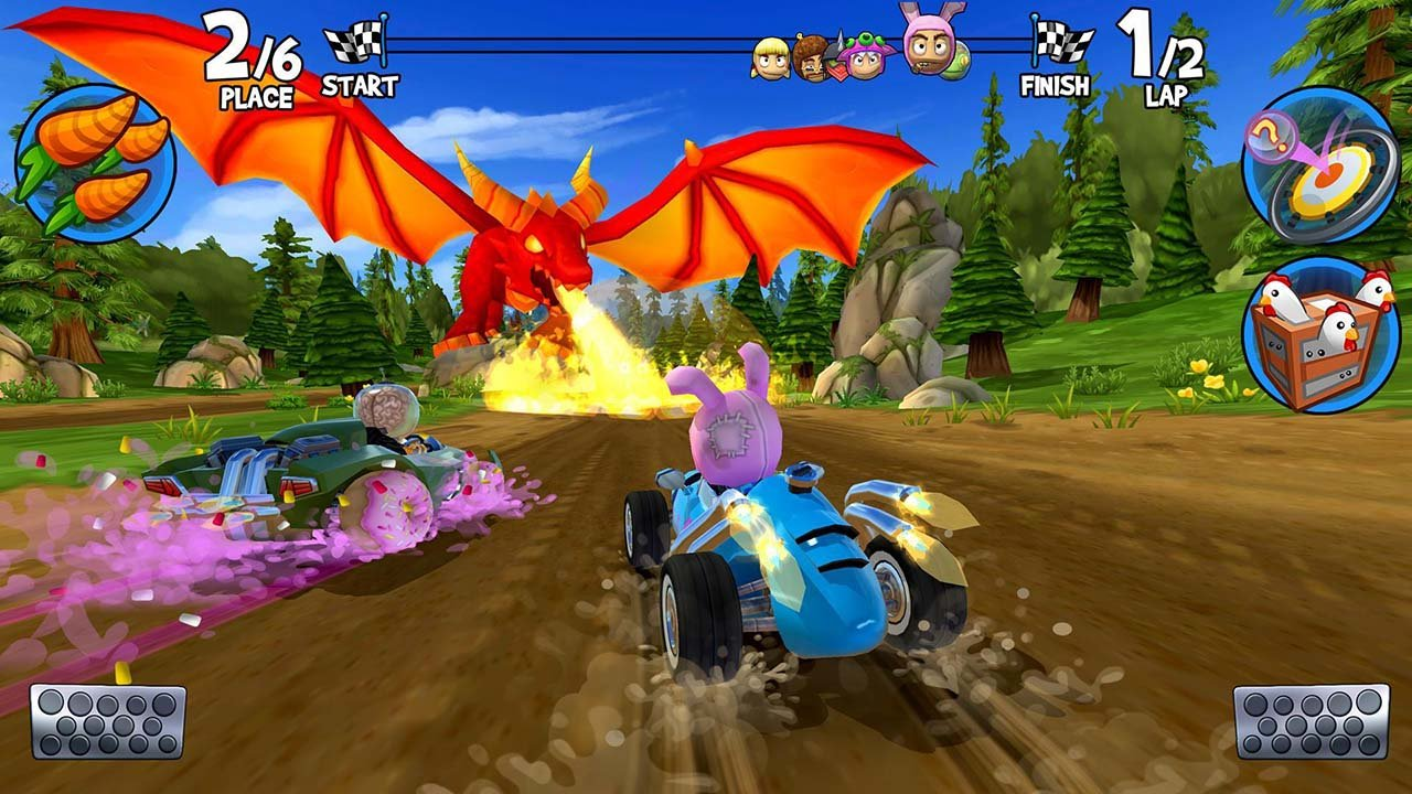 Beach Buggy Racing 2 screen 0