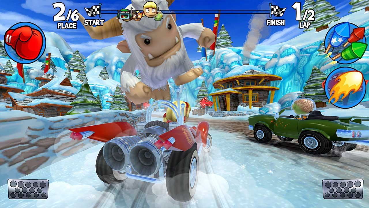 Beach Buggy Racing 2 screen 2