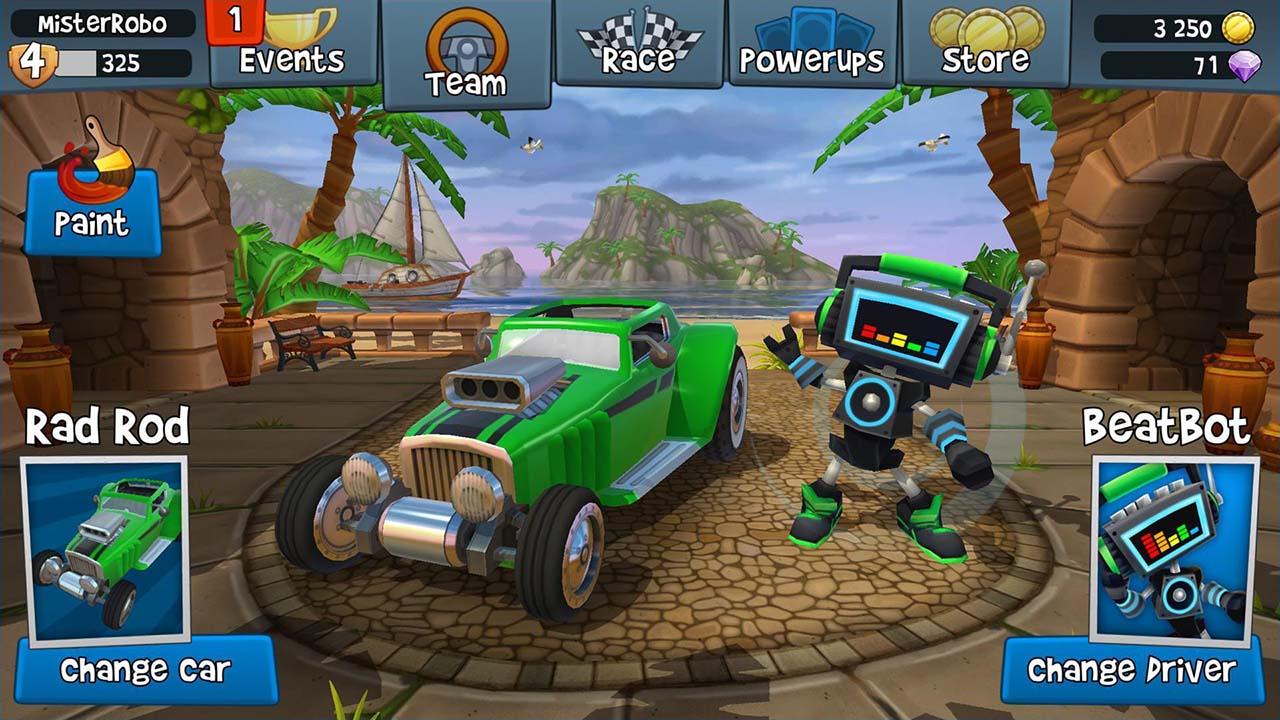 Beach Buggy Racing 2 screen 3