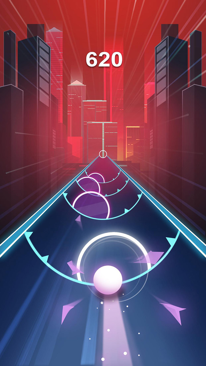 Beat Roller screen 1