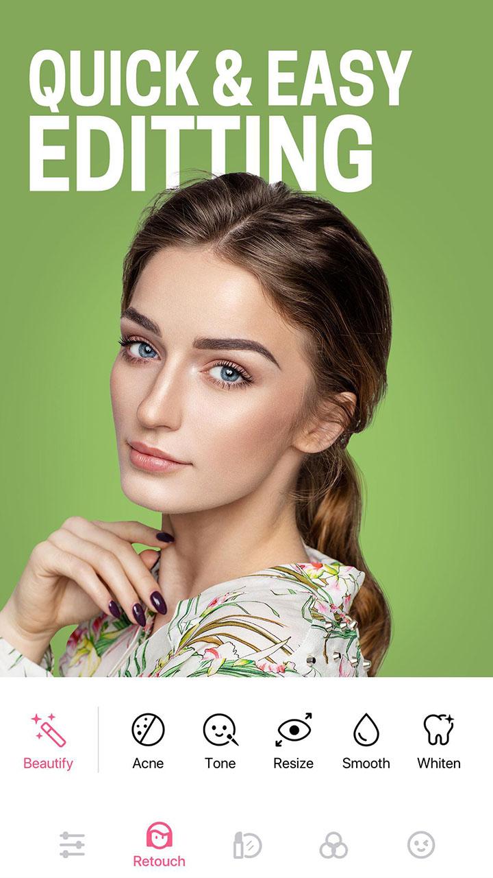 BeautyPlus screen 1