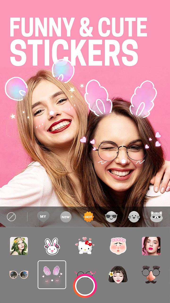 BeautyPlus screen 2