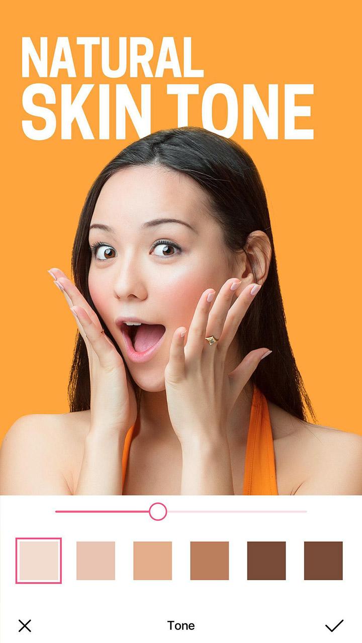 BeautyPlus screen 4