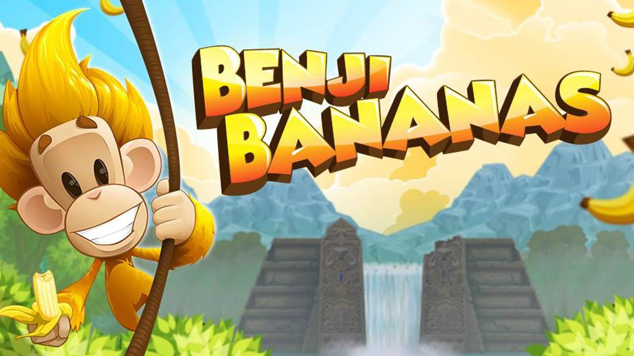 Benji Bananas poster