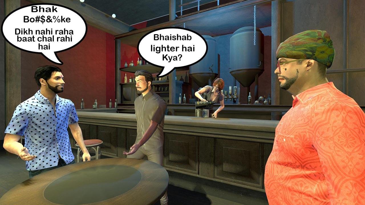 Bhai The Gangster screen 1