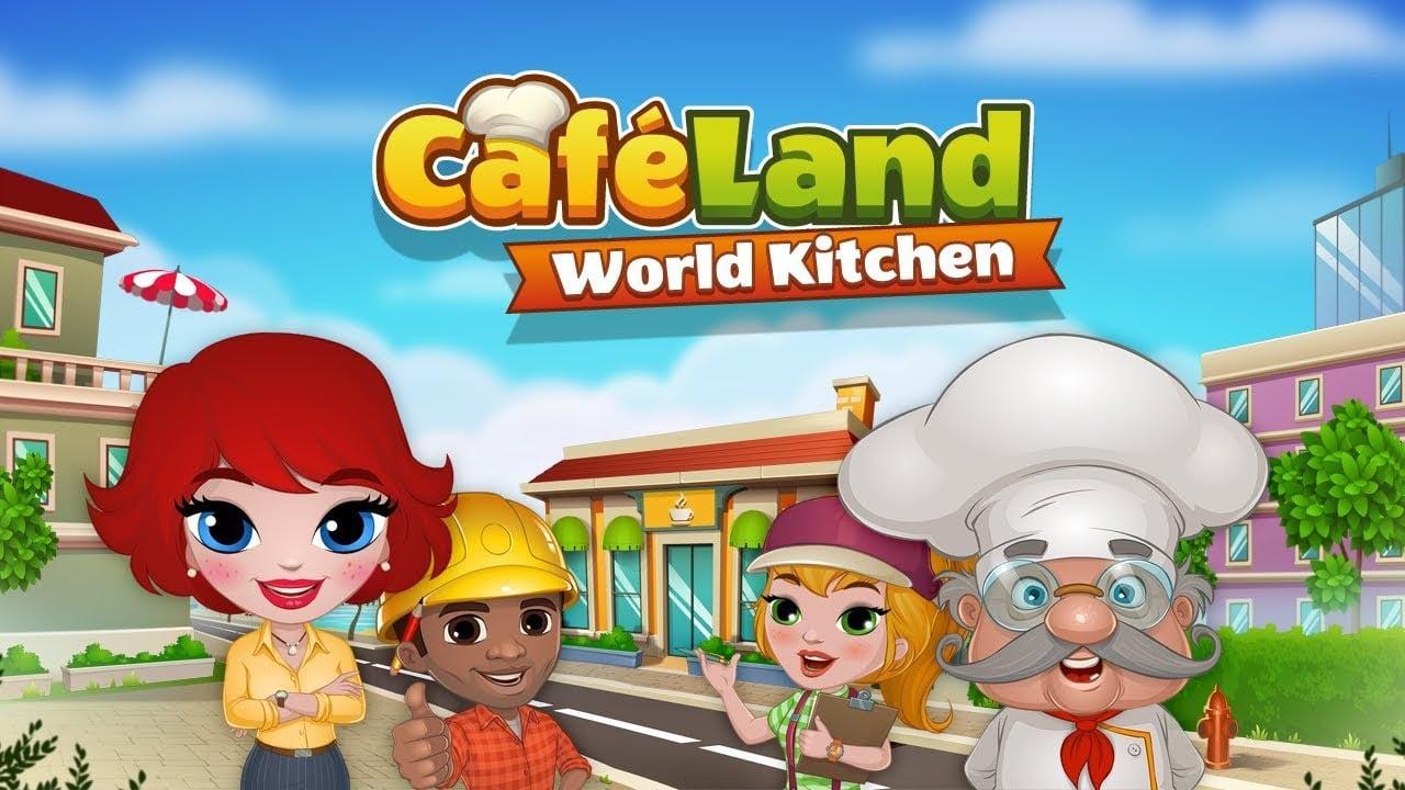 Cafeland poster