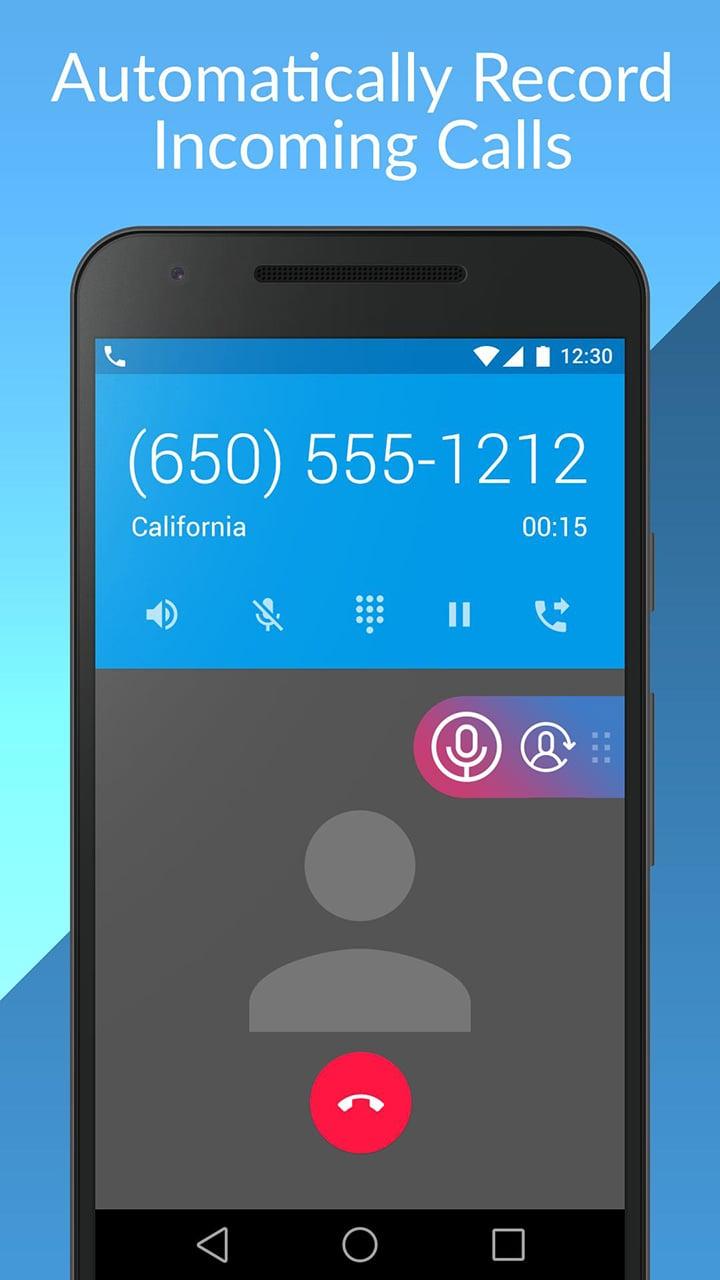 Call Recorder ACR screen 2