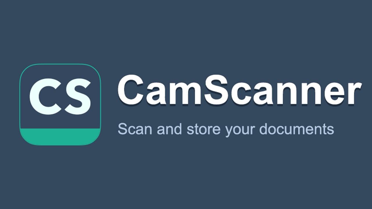 CamScanner poster