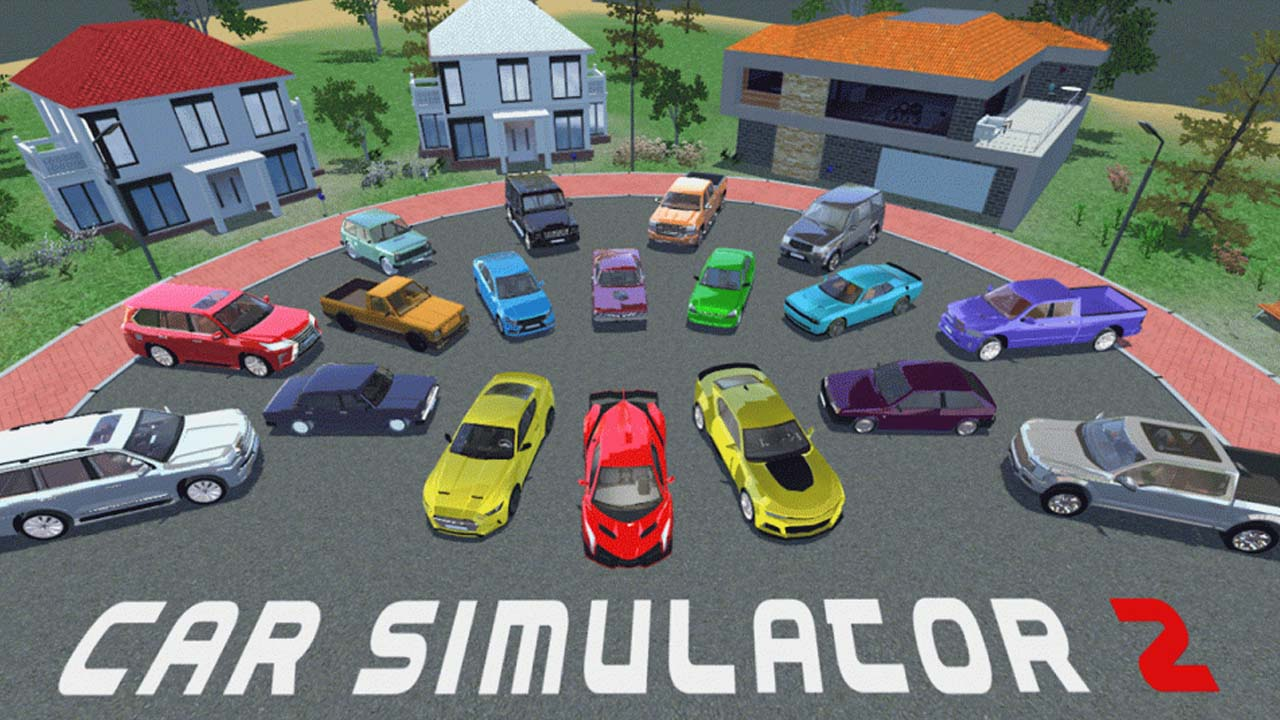 Car Simulator 2 poster