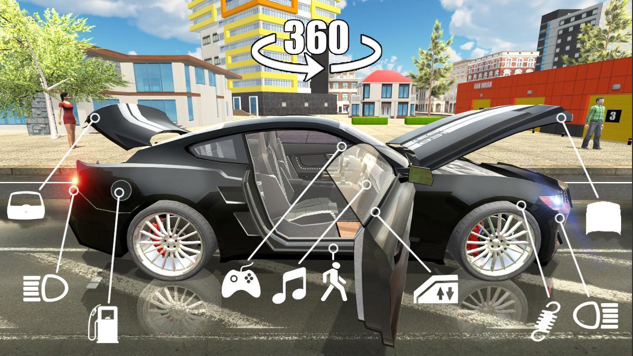 Car Simulator 2 screen 0