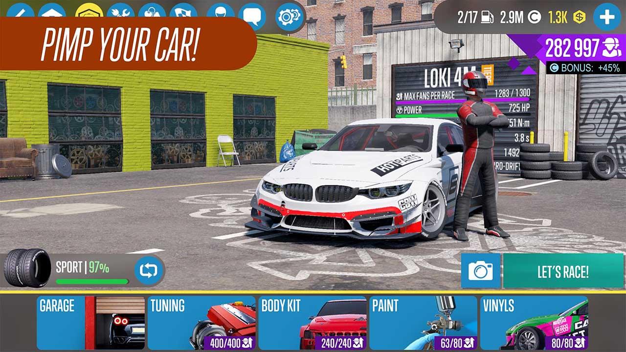 CarX Drift Racing 2 screen 0