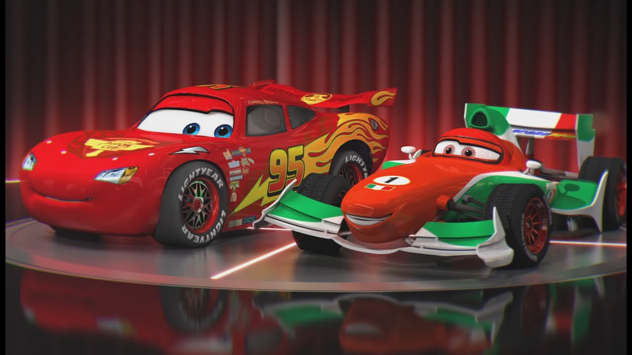 Cars Fast as Lightning screen 7