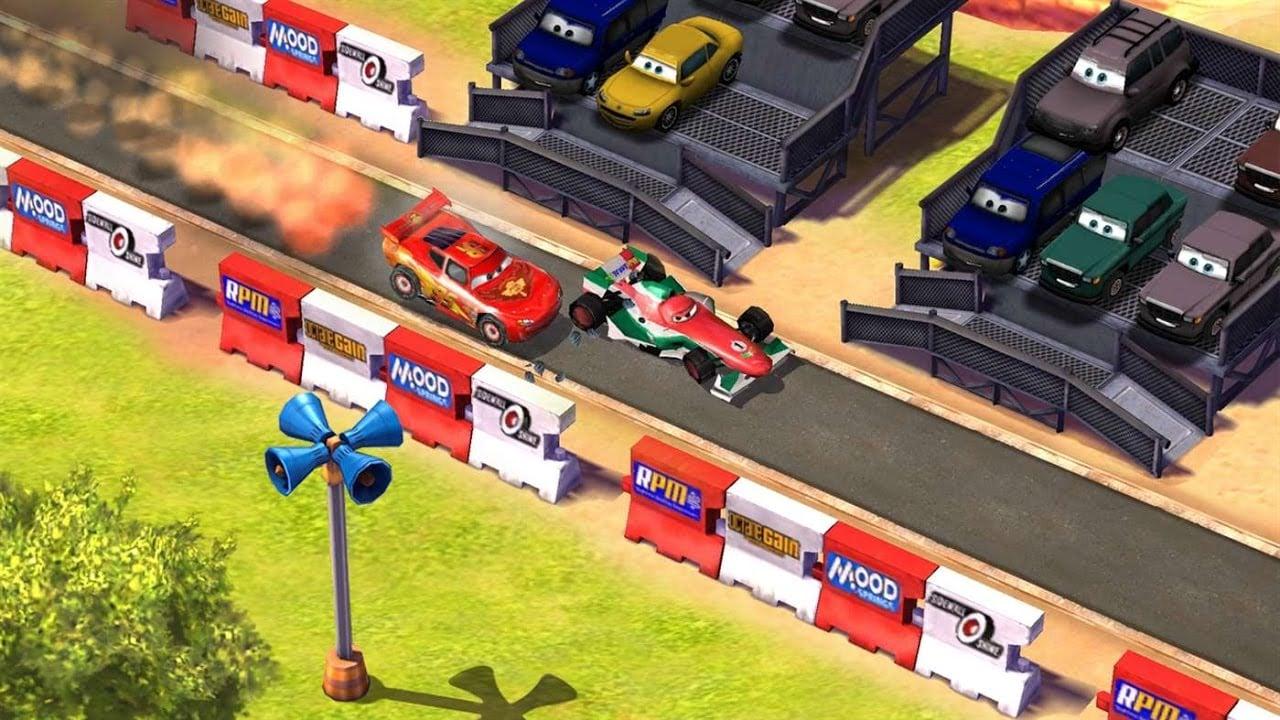 Cars Fast as Lightning screen 8