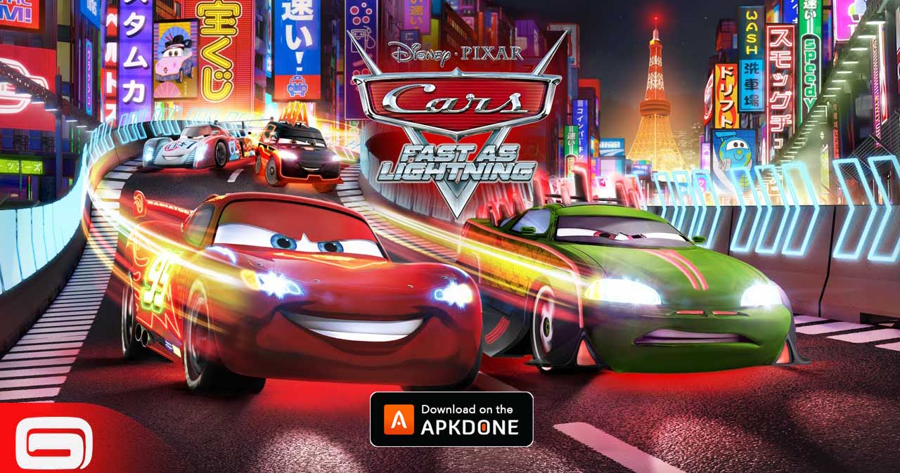 cars fast as lightning mod apk 16 download unlimited