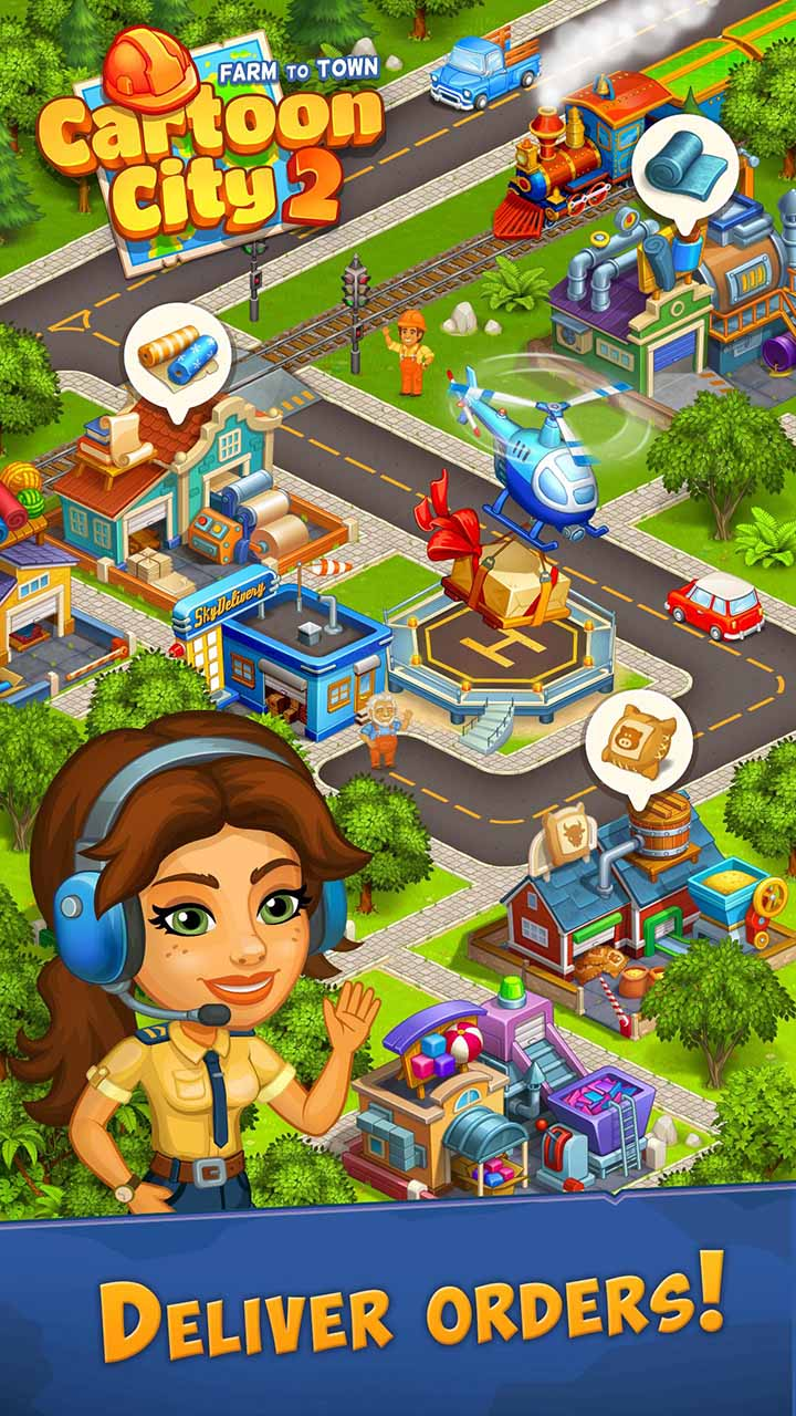Cartoon City 2 screen 5