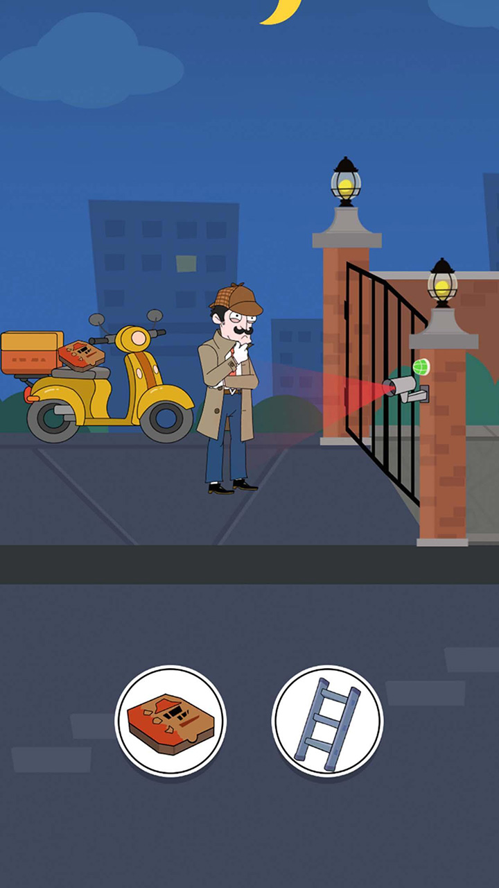 Clue Hunter screen 3