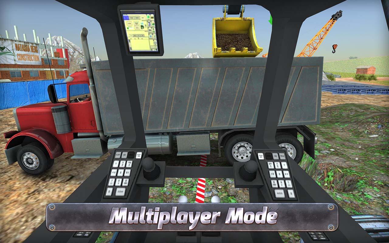 Construction Sim 2017 screen 3