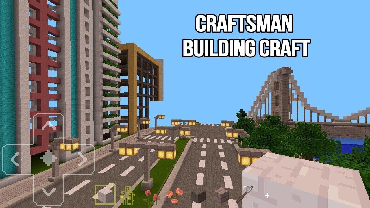 Craftsman Building Craft poster