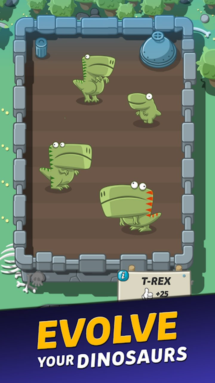 Crazy Dino Park screen 4