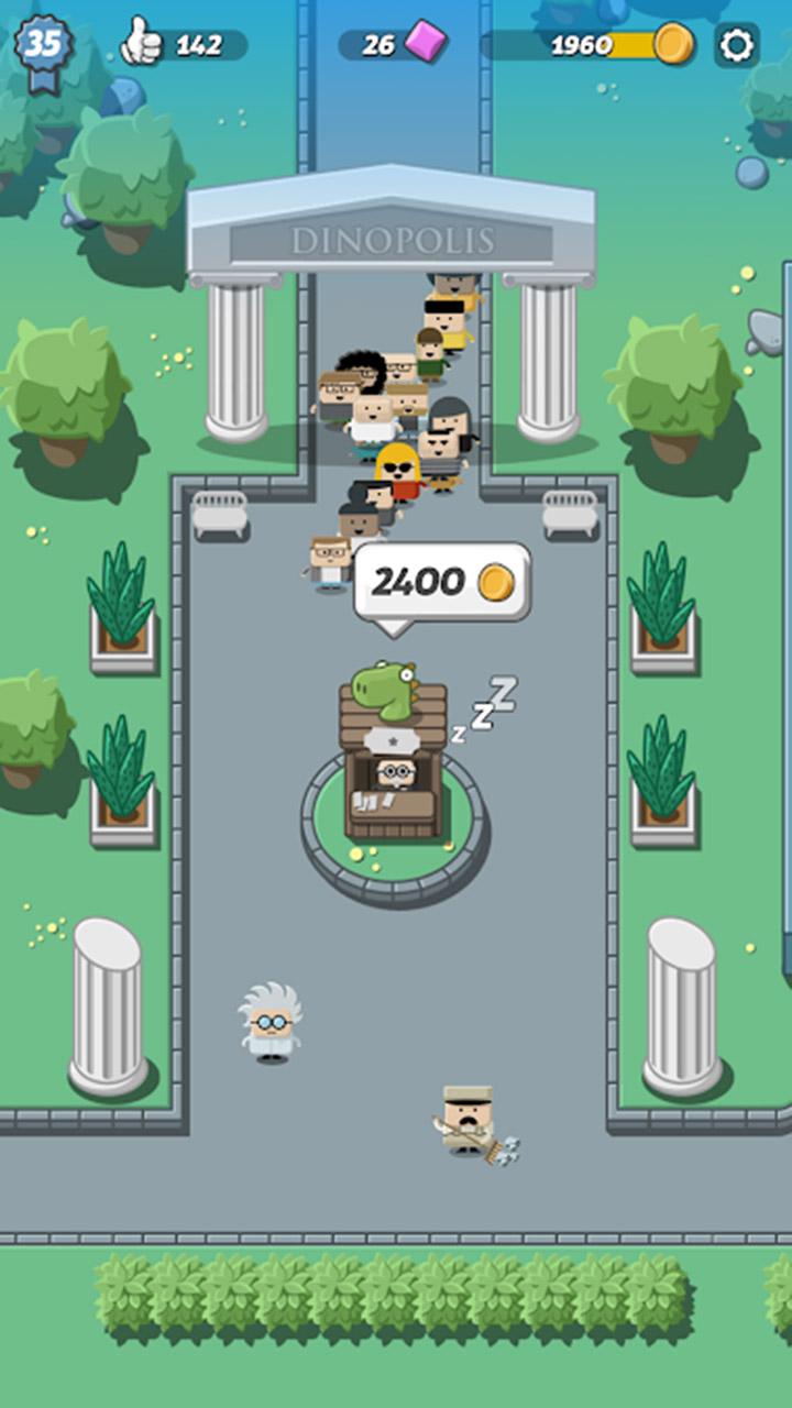 Crazy Dino Park screen 6