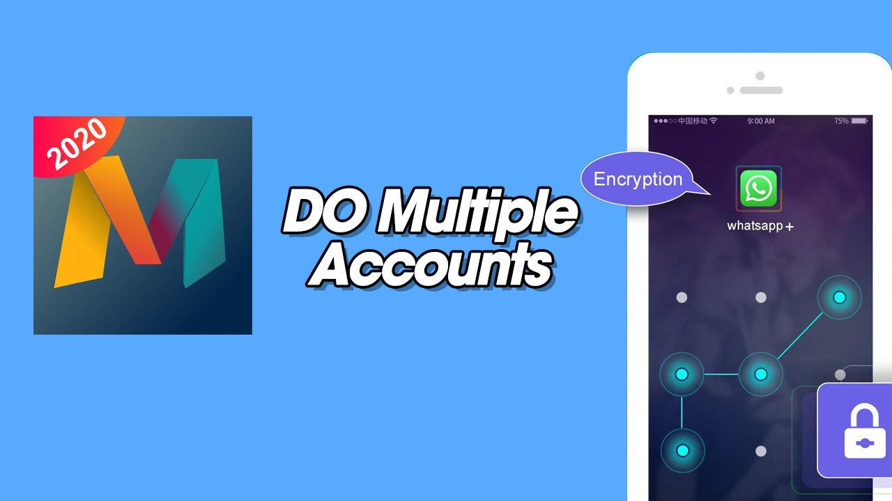 DO Multiple Accounts poster