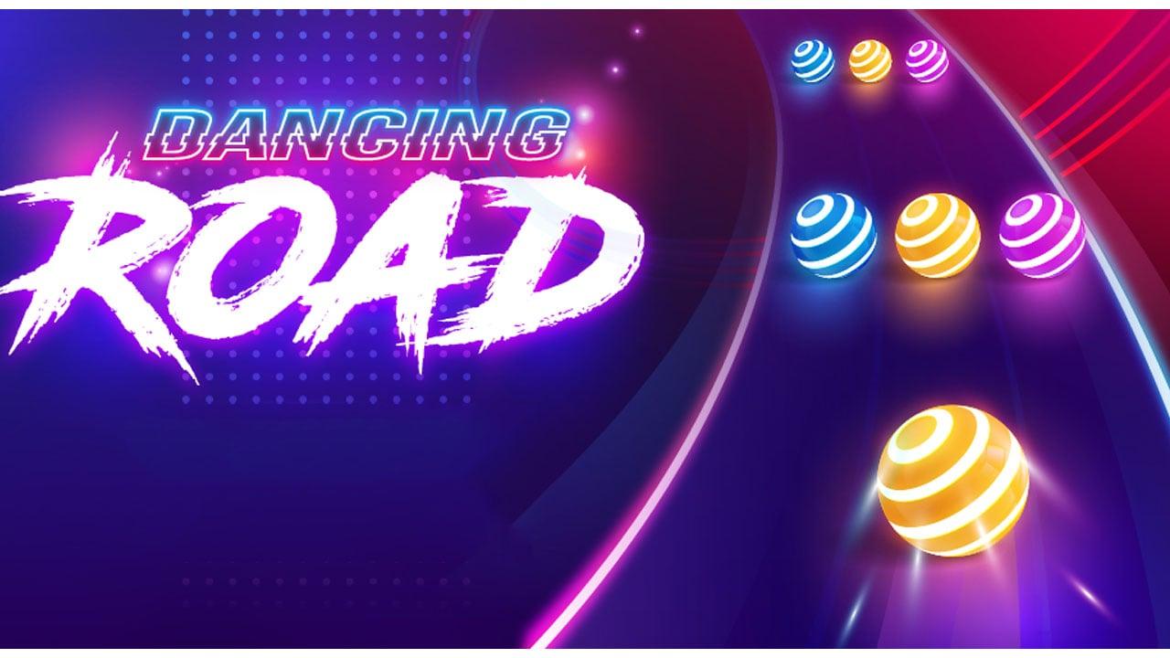 Dancing Road poster