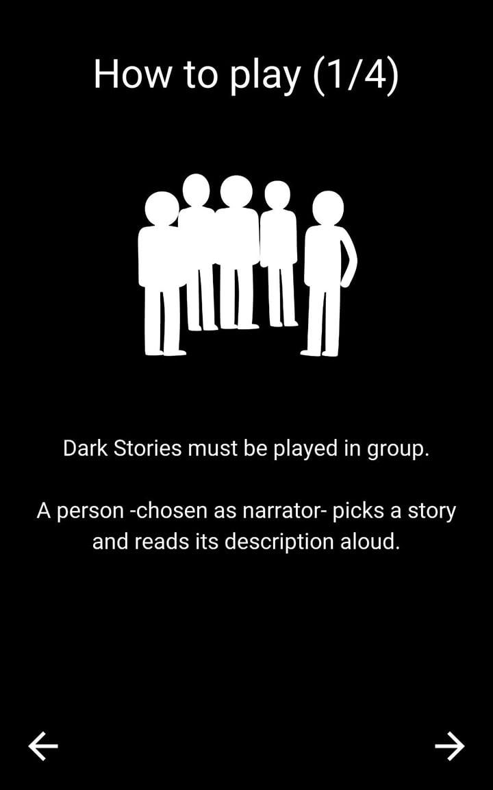 Dark Stories screen 3
