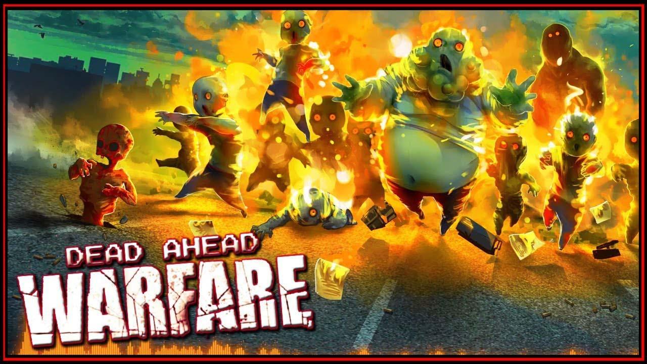 Dead Ahead Zombie Warfare poster