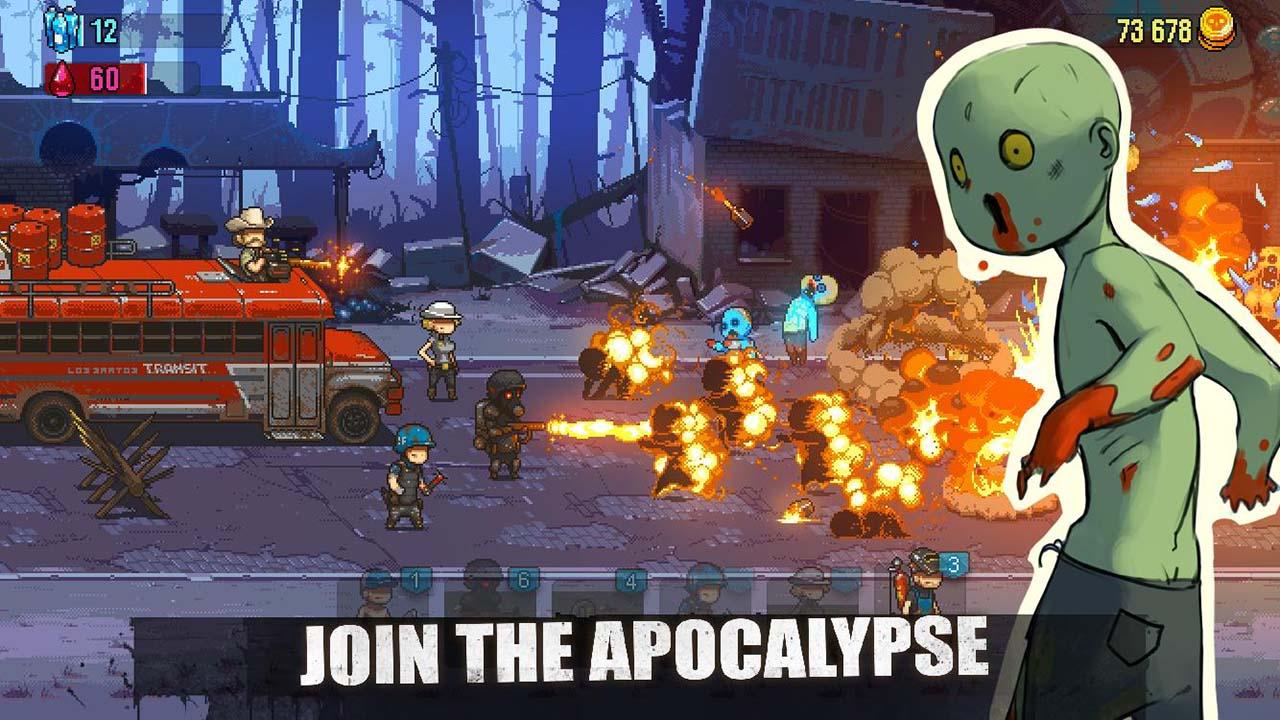 Dead Ahead Zombie Warfare screen 2