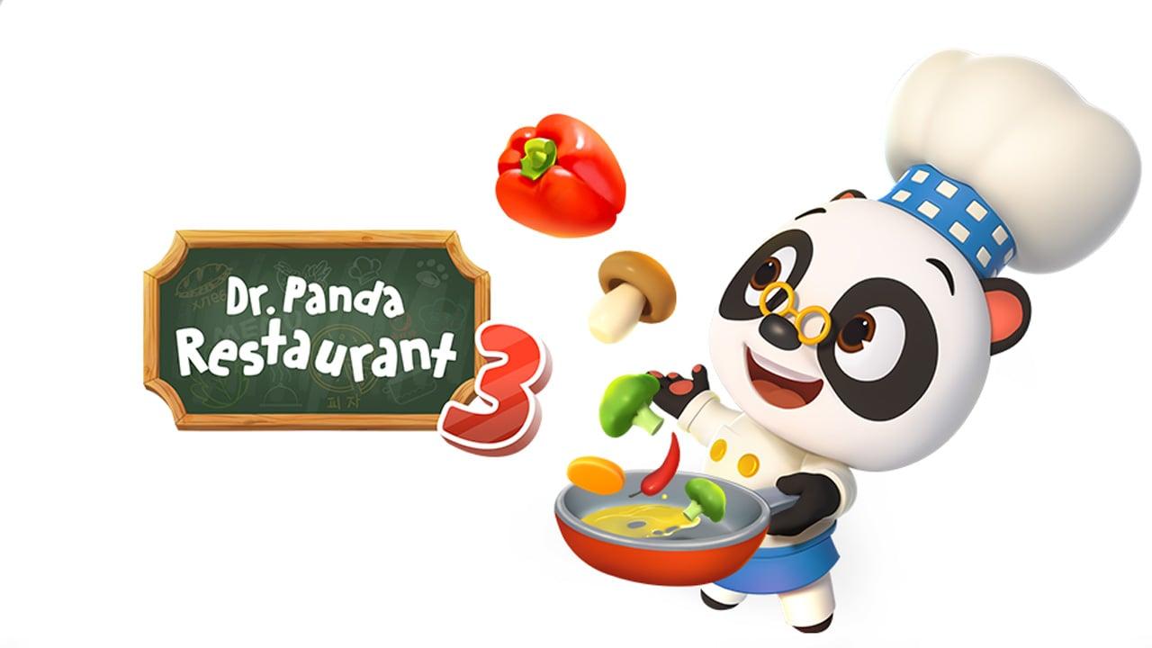 Dr Panda Restaurant 3 poster