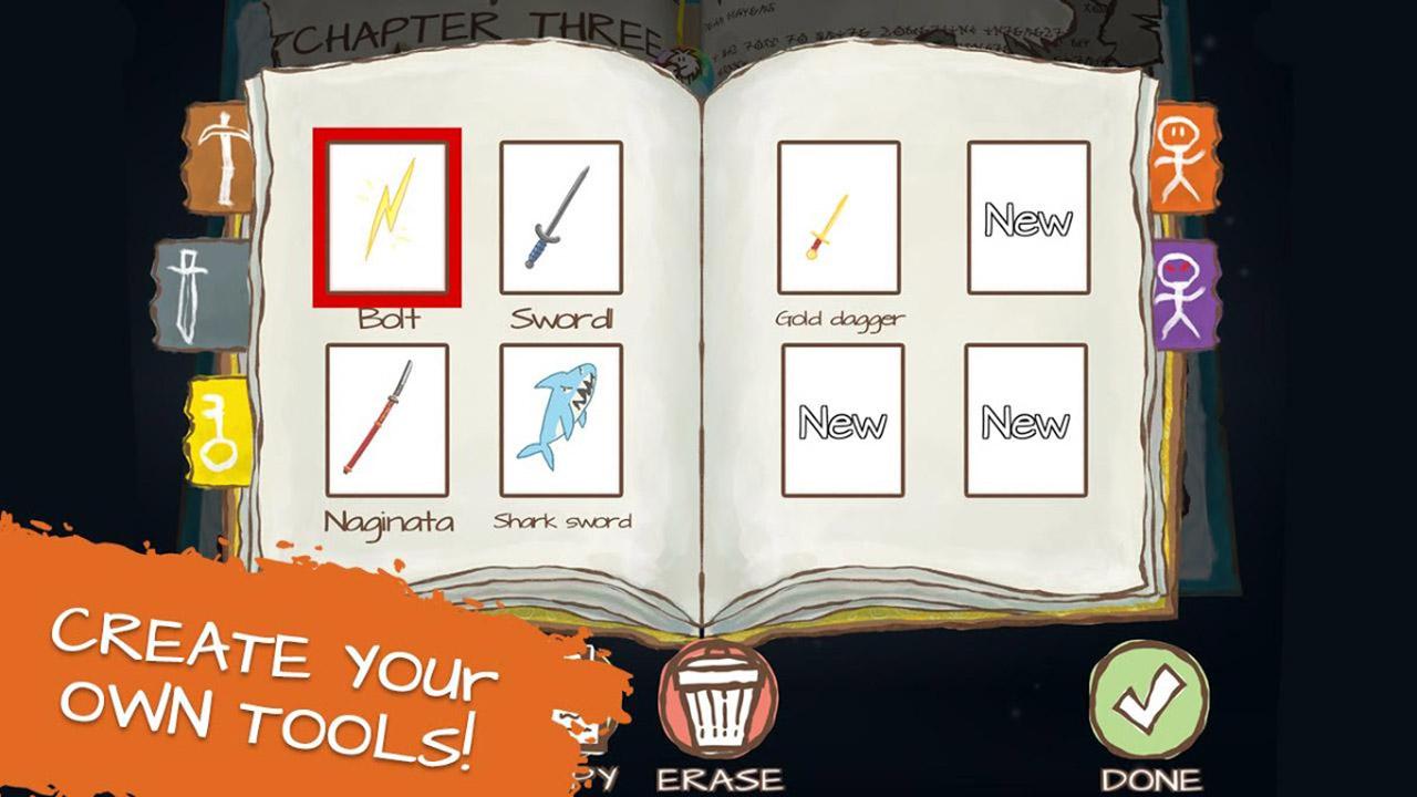 Draw a Stickman EPIC 2 screen 2