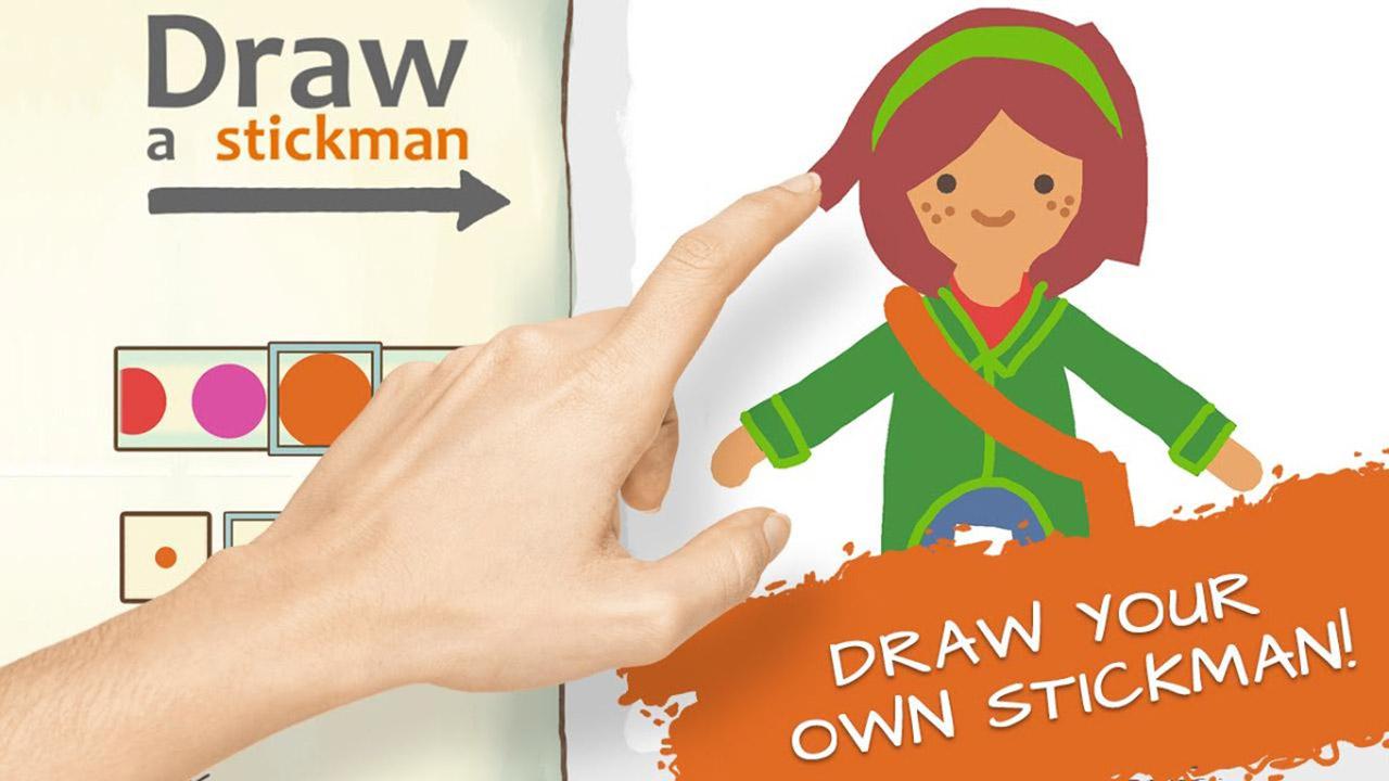 Draw a Stickman EPIC 2 screen 4