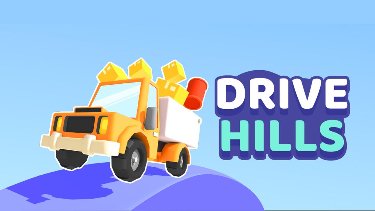 Drive Hills poster