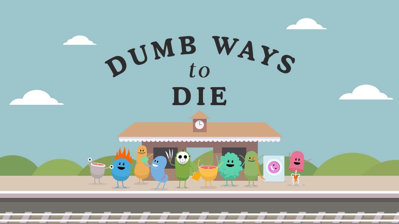 Dumb Ways to Die Original poster