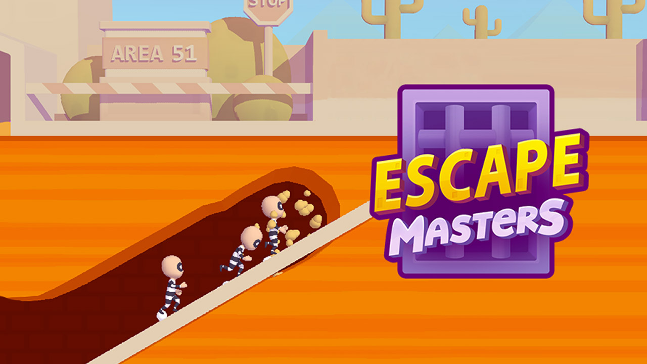Escape Masters poster