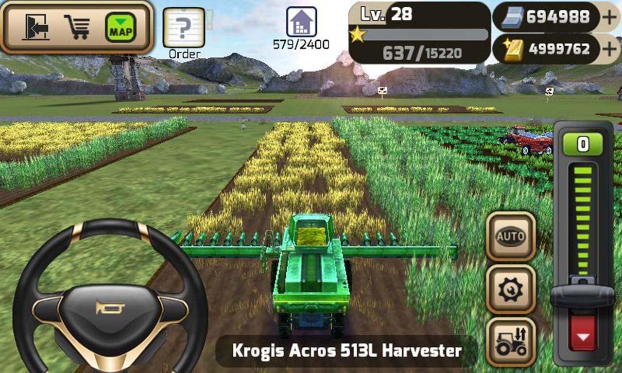 Farming Master 3D screen 0